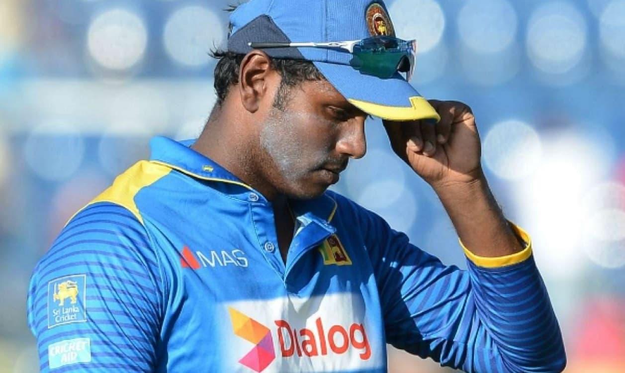 Mathews informs Sri Lanka Cricket that he is considering retirement from International Cricket