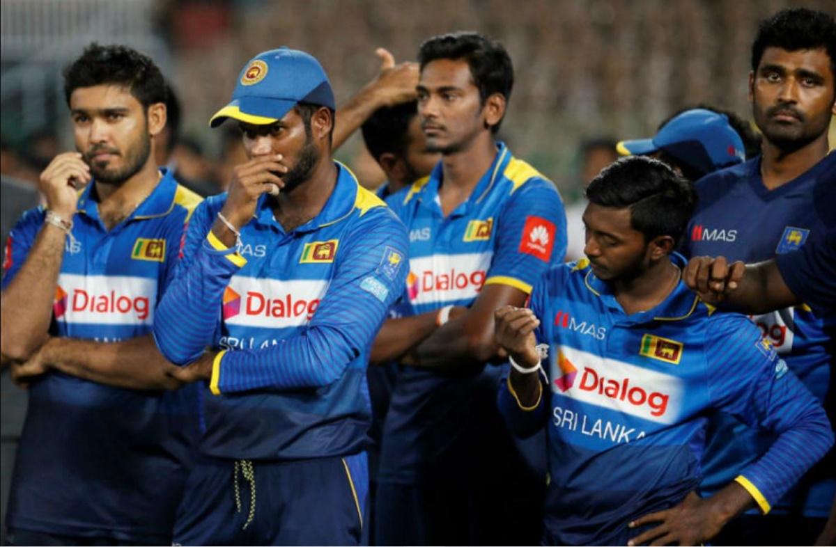 Cricket Image for Arjuna Ranatunga Says Sri Lankan Team Cricket Matches Should Not Be Seen On T