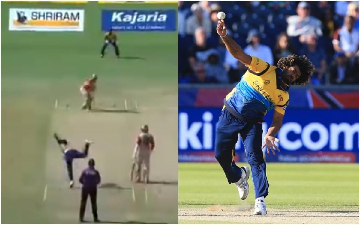 Cricket Image for VIDEO : 'ये इंडिया का मलिंगा है', TNPL में कहर मचा रहा है ये 29 साल का तेज़ गेंदबा