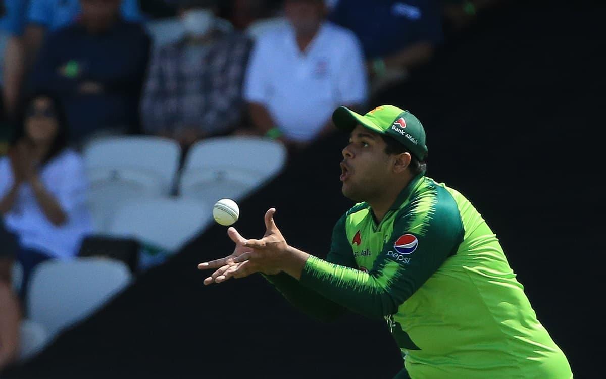 Cricket Image for पाकिस्तान को झटका, वेस्टइंडीज के खिलाफ दूसरे और तीसरे टी-20 से बाहर हुए आजम खान