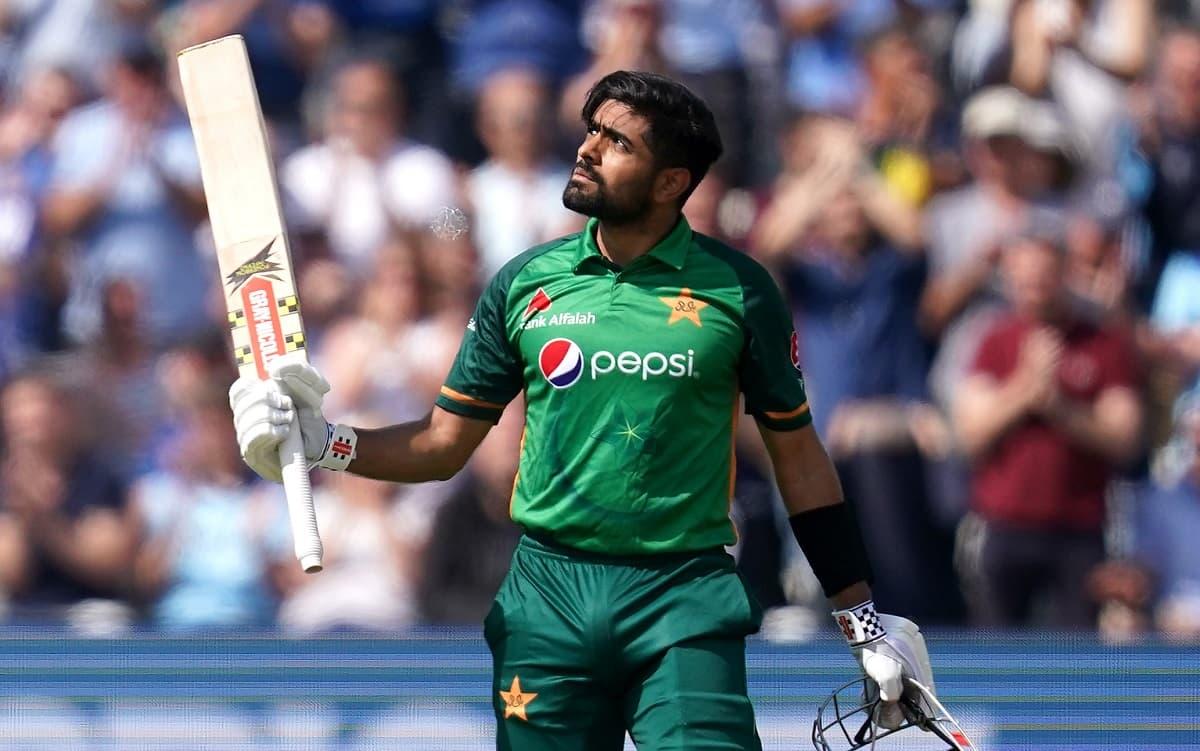 Cricket Image for बाबर आजम ने 158 रनों की पारी खेलकर की रिकॉर्ड्स की बारिश, 38 साल बाद किया ऐसा कारन