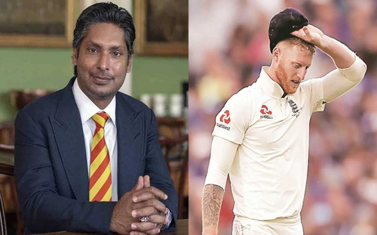Cricket Image for Kumar Sangakkara Sympathises With Ben Stokes Over Mental Health Break