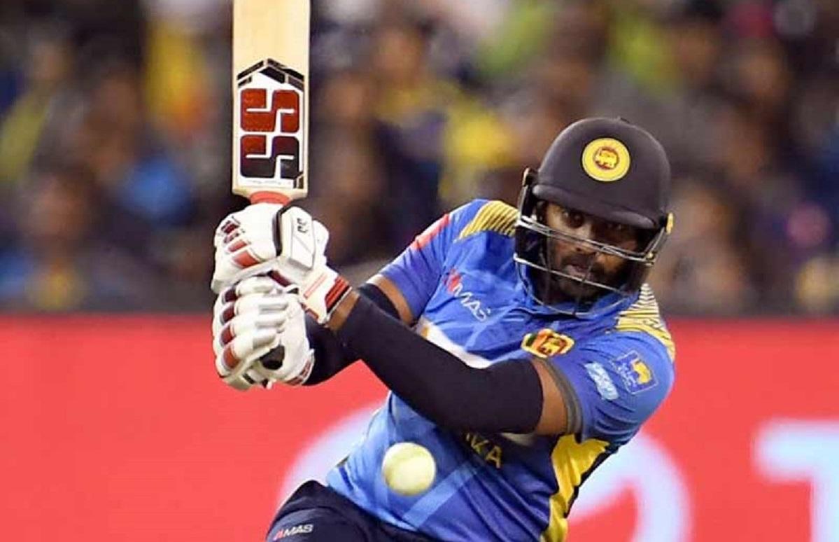 Cricket Image for श्रीलंकाई बल्लेबाज भानुका राजपक्षे पर लगा 1 साल का बैन, लेकिन फिर भी खेल सकेंगे इं