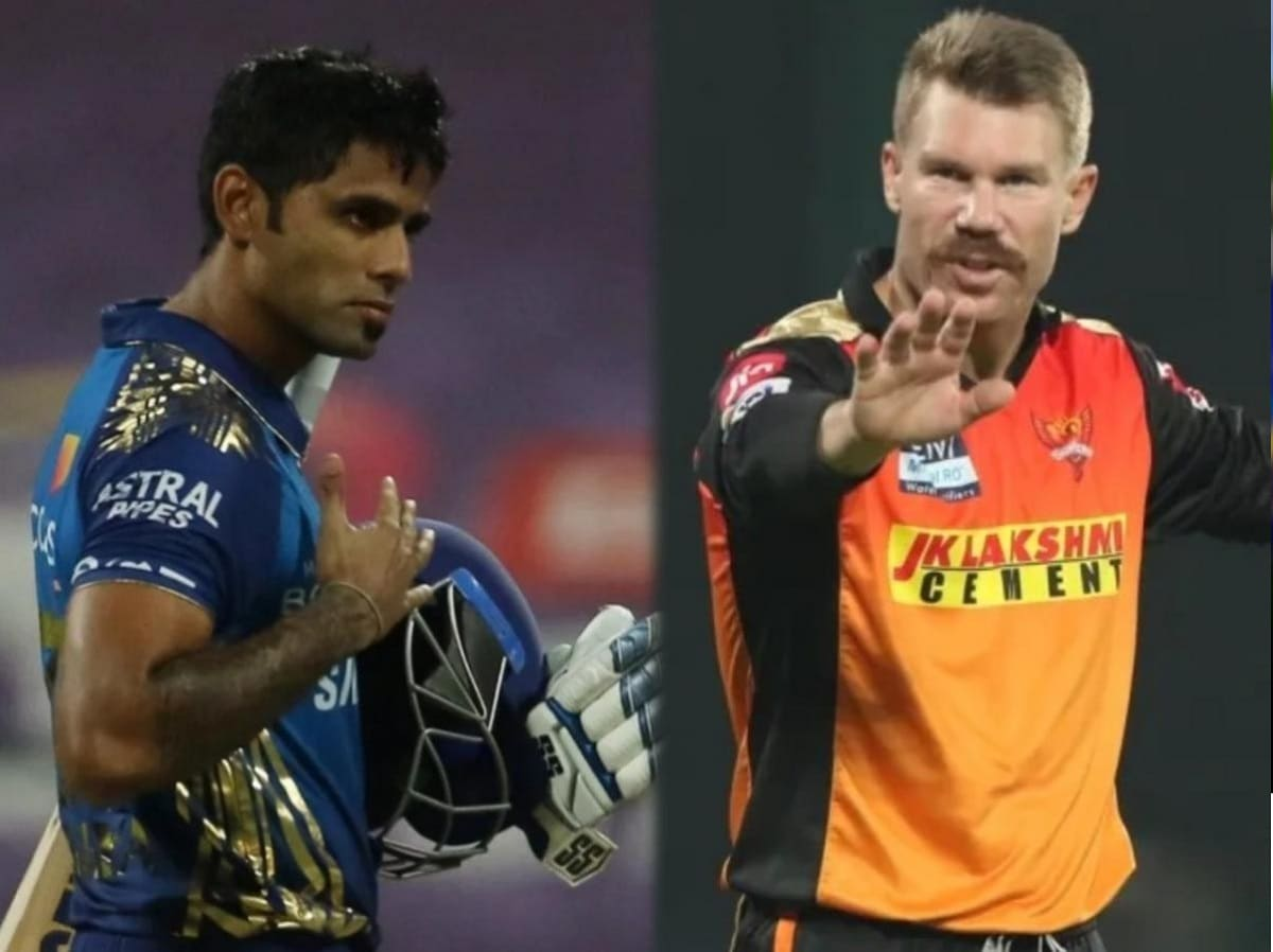 Can't Believe He's Left Me Out, David Warner Reacts To SuryaKumar Yadav's All-Time IPL XI