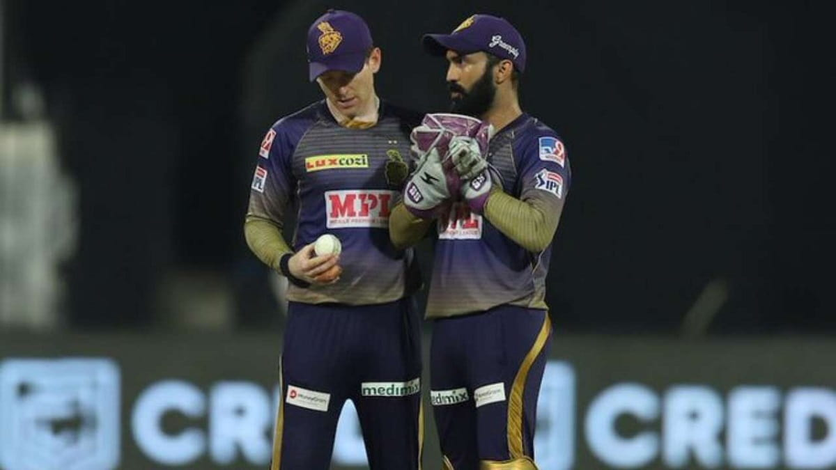 Dinesh Karthik reveals why Eoin Morgan didn't want to lead KKR in IPL 2020