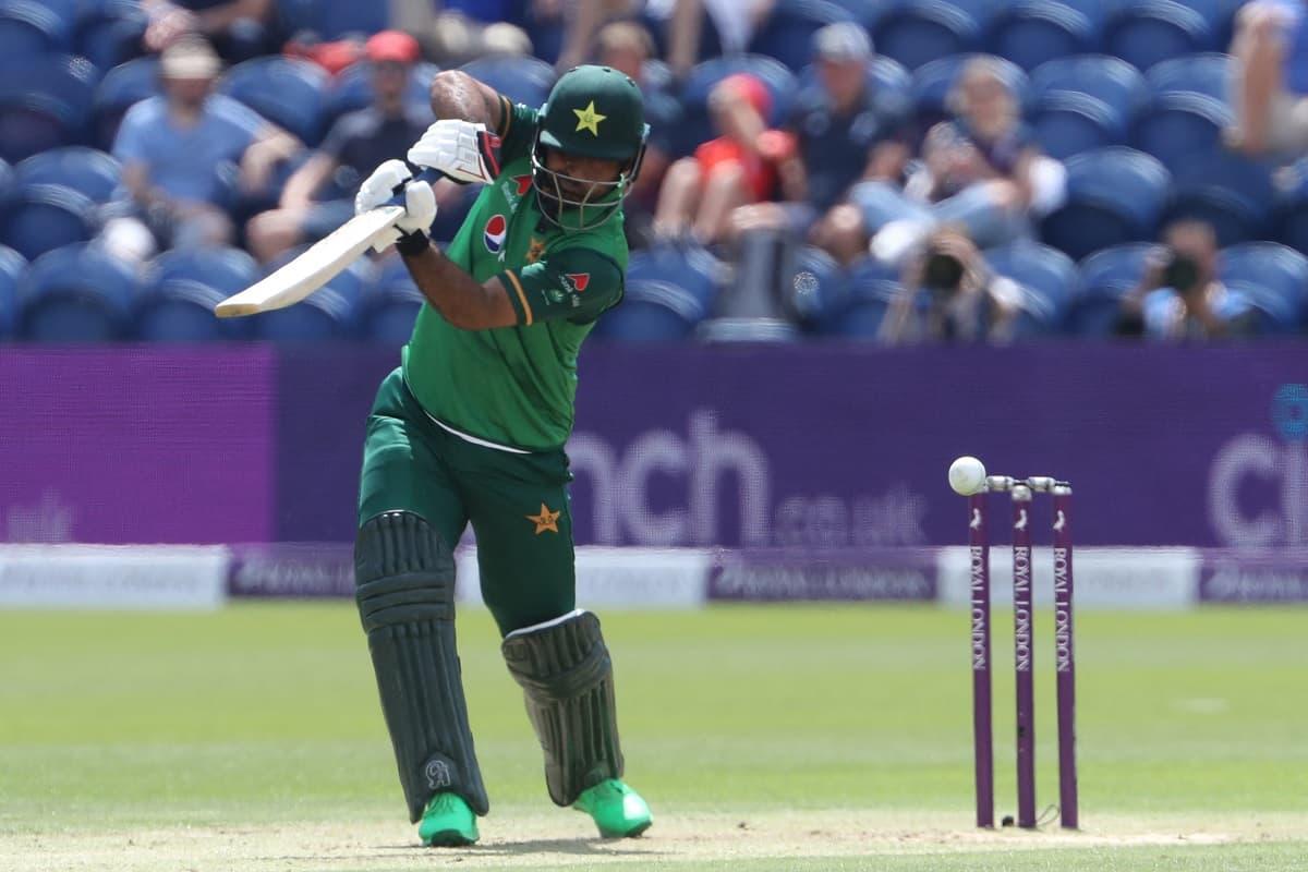 ENG vs PAK - Fakhar Zaman become first batsman in cricket history to score 340 runs in 3 consecutive