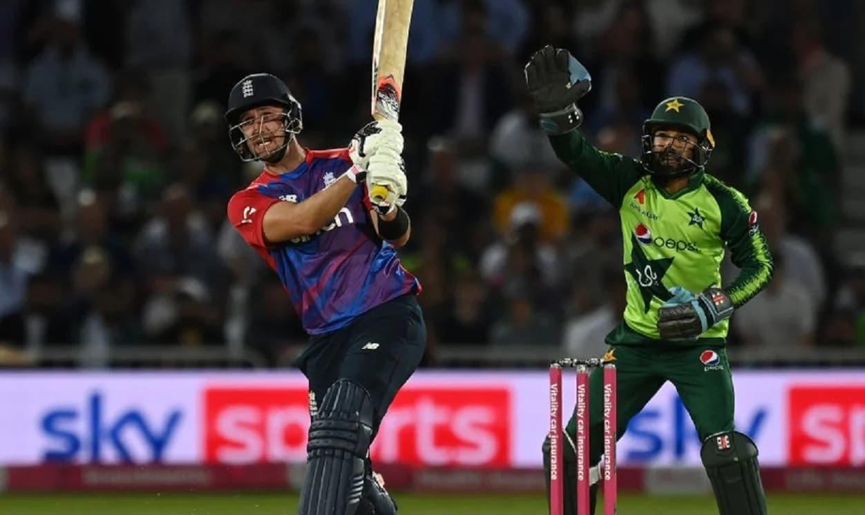 ENG vs PAK - highlights - Pakistan Beat England by 31 runs in 1st t20i