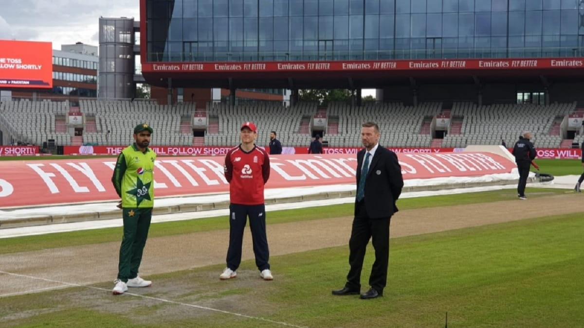 ENG vs PAK - Pakistan win the toss and elect to bat first