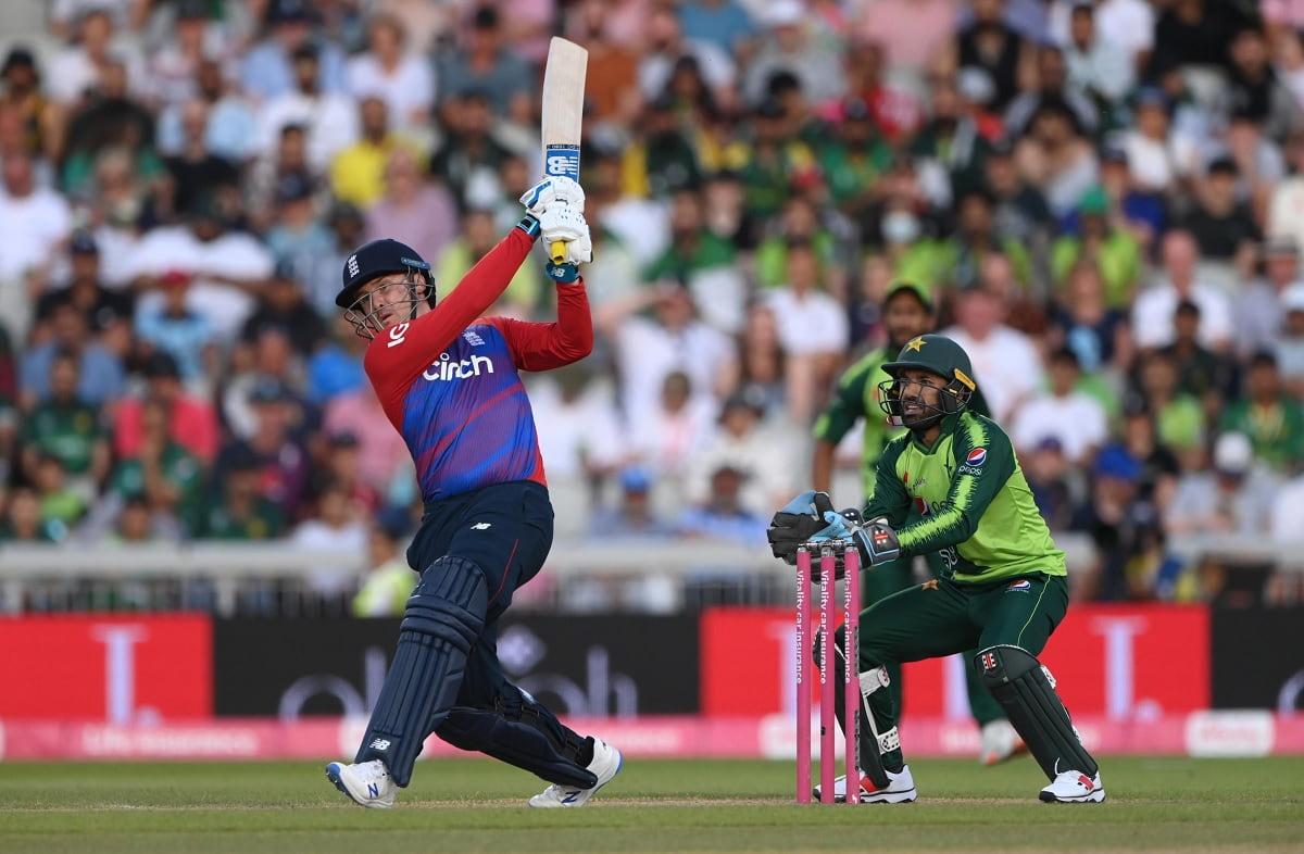Cricket Image for ENG vs PAK, 3rd T20I: जेसन रॉय की तूफानी पारी के दम पर इंग्लैंड ने पाकिस्तान को 3