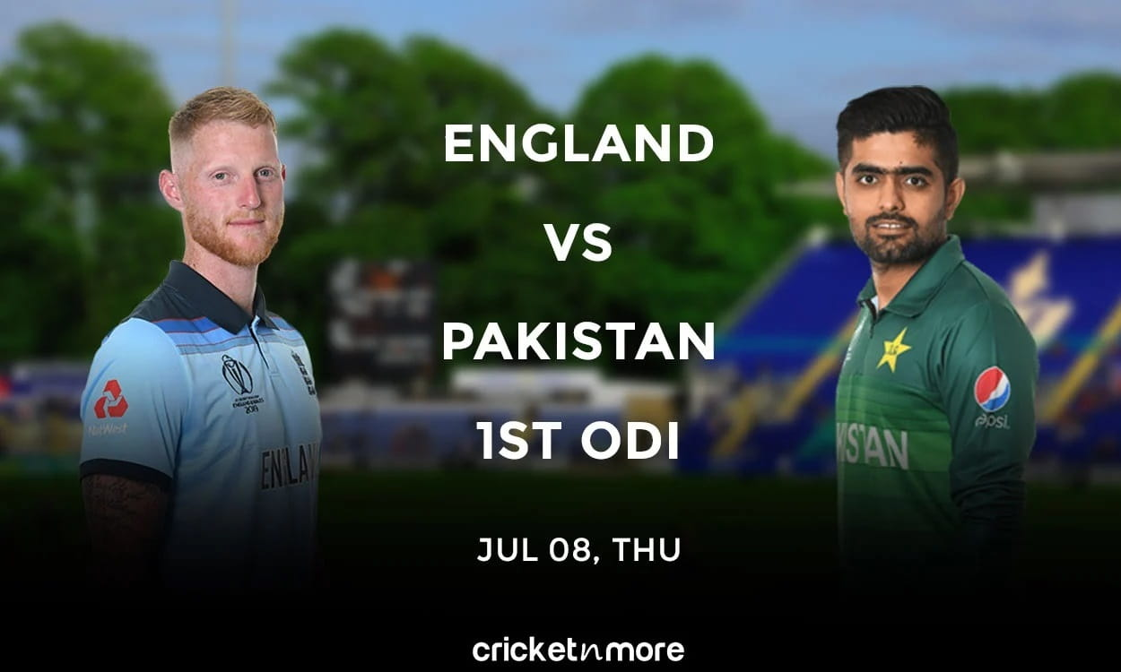England vs Pakistan, 1st ODI – Prediction, Fantasy XI Tips & Probable XI