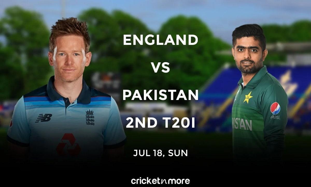 England vs Pakistan, 2nd T20I – Prediction, Fantasy XI Tips & Probable XI