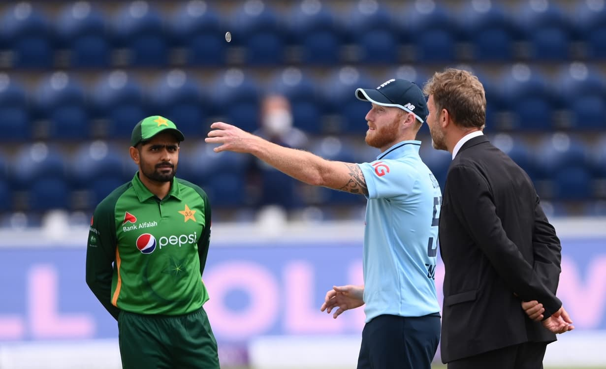 Pakistan opt to bowl first against England in second odi