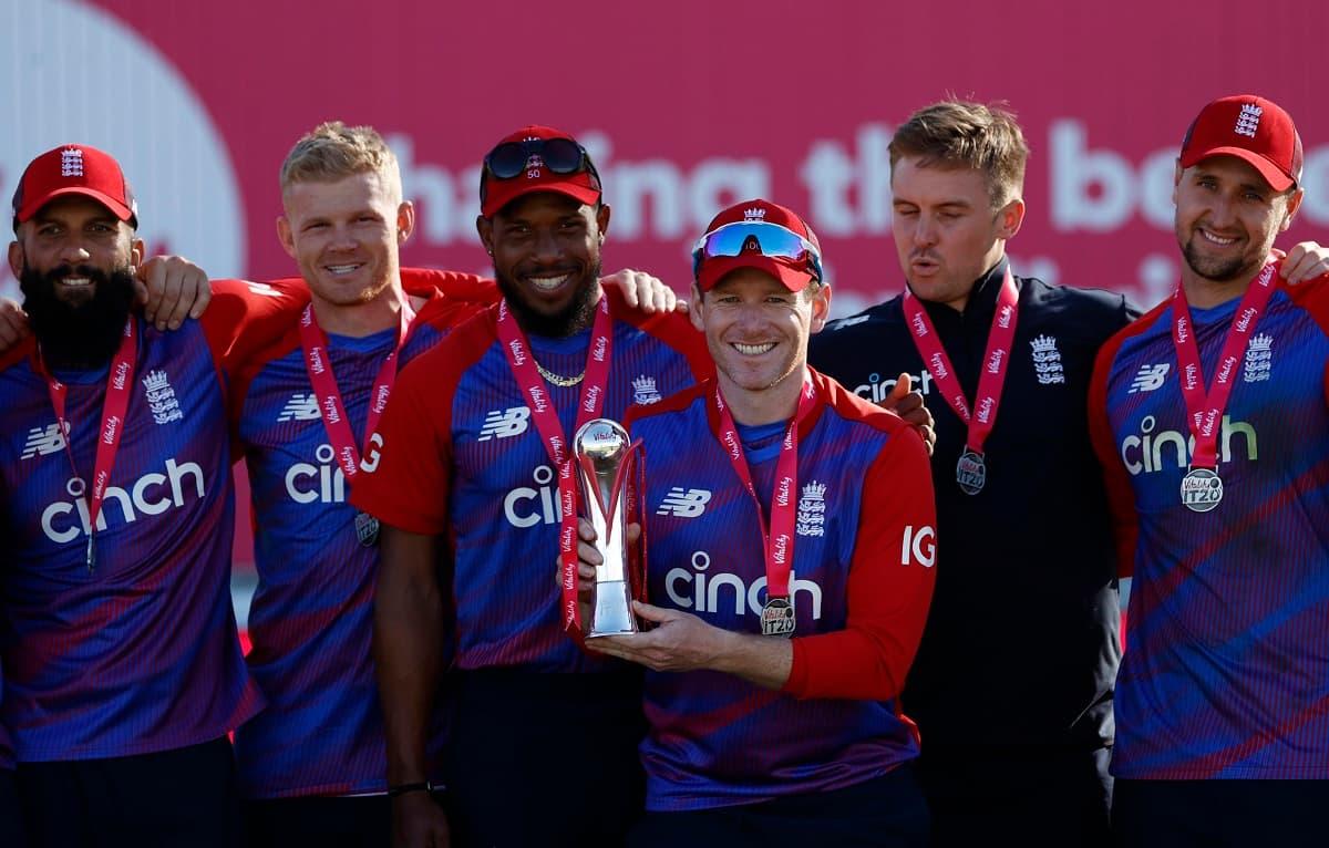 Cricket Image for ENG vs PAK: पाकिस्तान टी-20 सीरीज के लिए इंग्लैंड टीम की घोषणा, कप्तान इयोन मोर्गन