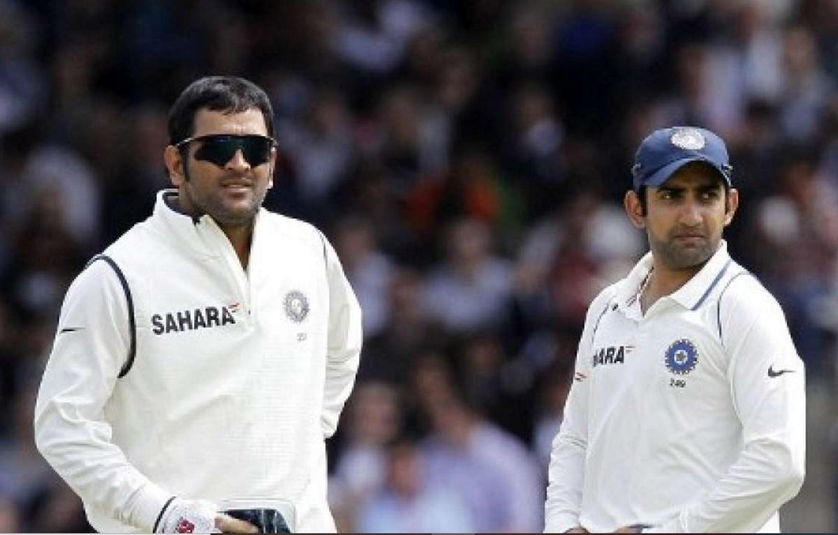 Cricket Image for गौतम गंभीर ने चुनी भारत की ऑलटाइम टेस्ट XI, धोनी को दी जगह, लेकिन इसे बनाया कप्तान