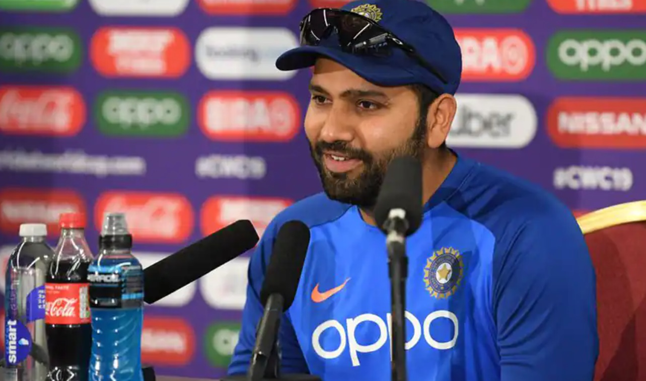 Cricket Image for Happy Birthday Ms Dhoni 2 Words Of Rohit Sharma On Former Indian Captain Birthday