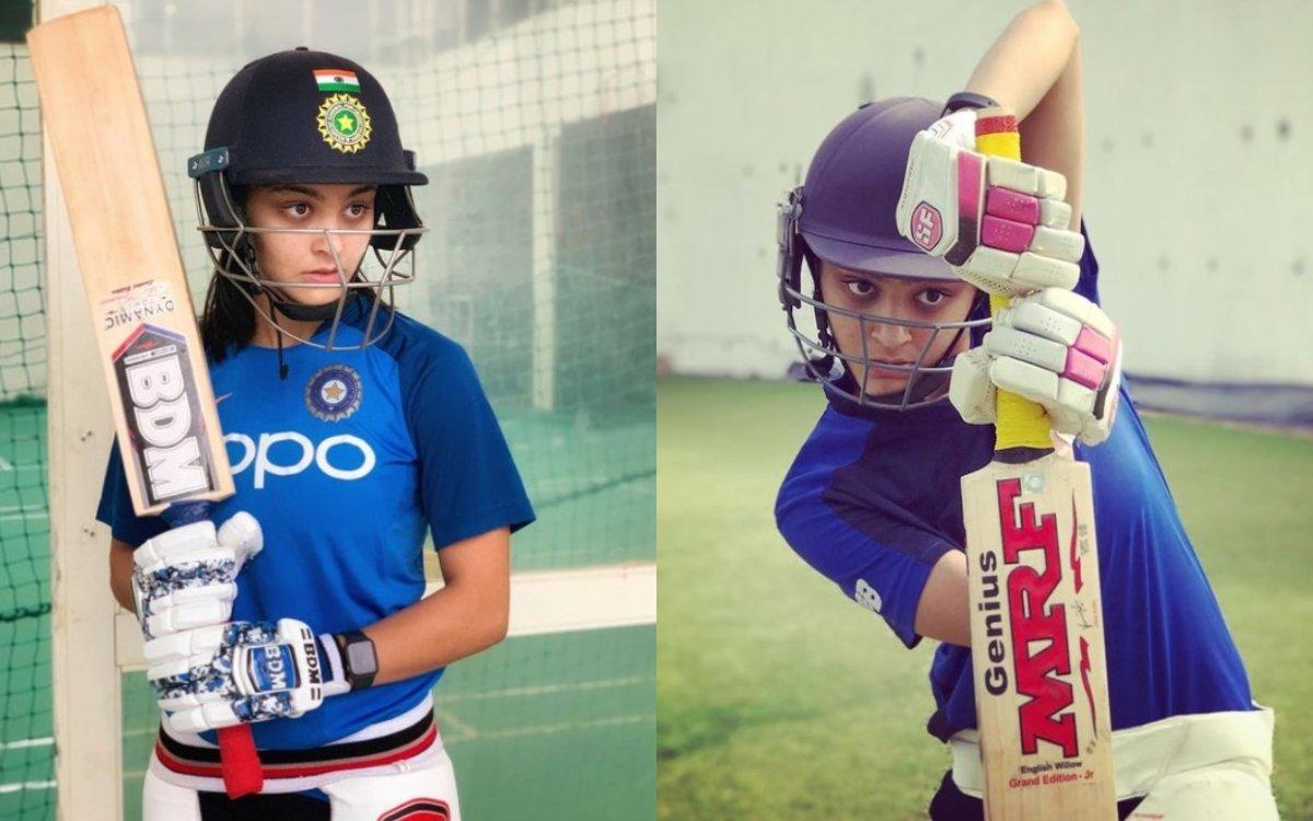 Cricket Image for India Women Vs England Women Harleen Deol Brilliant Catch To Dismiss Ami Jone