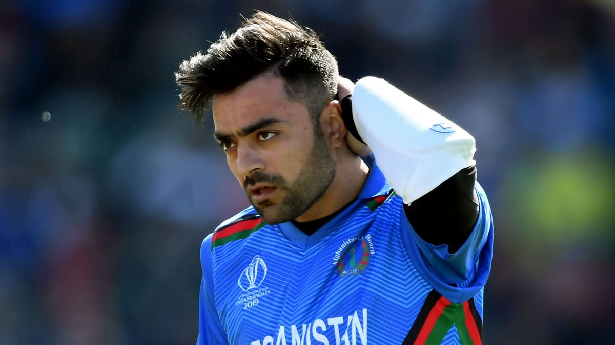 Have spent 25 days at home in 5 years, Says Rashid Khan opens up about his regrets