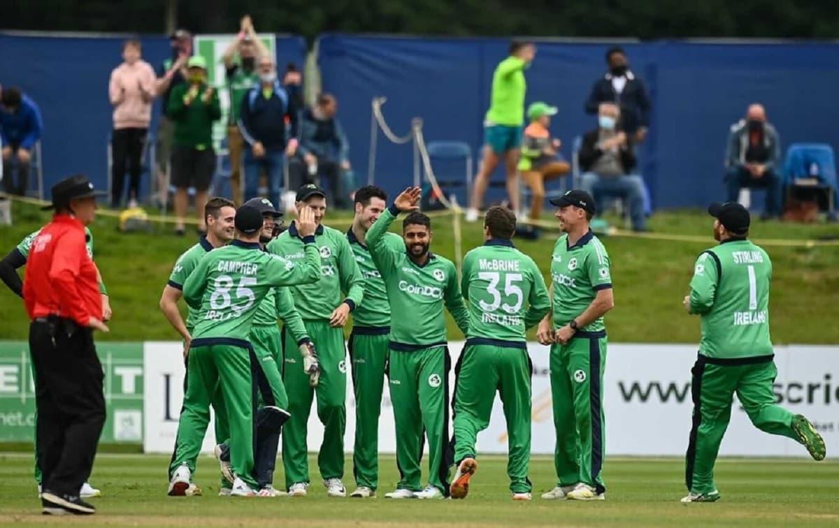 Cricket Image for 2nd ODI: आयरलैंड क्रिकेट टीम ने रचा इतिहास, वनडे में साउथ अफ्रीका को पहली बार हराय