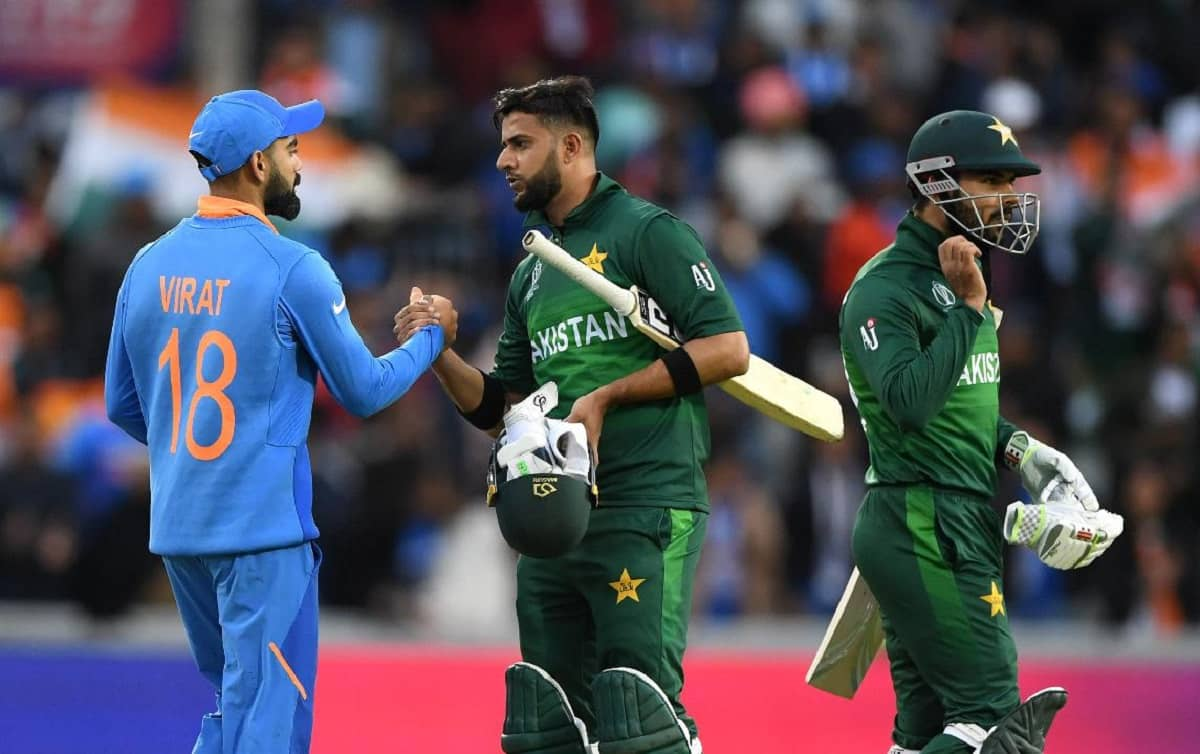 ICC T20 World Cup - India and Pakistan are in the same group of upcoming edition