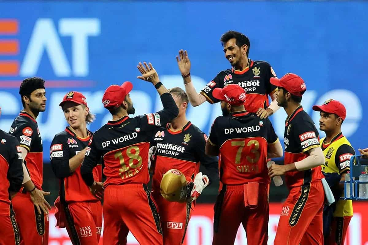IPL 2022 - 4 Players Royal Challengers Bangalore can retain