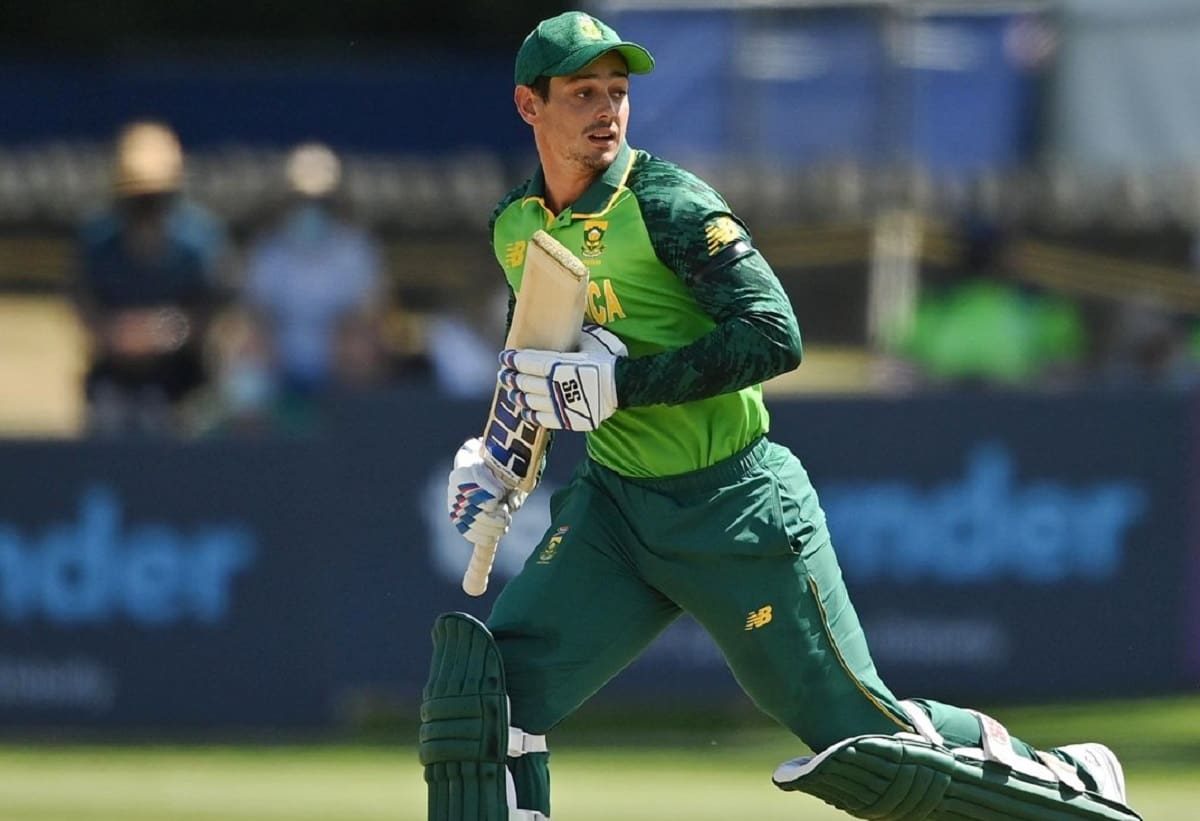 IRE vs SA - Quinton De Cock equals Adam Gilchrist record of most hundred as wicketekeeper