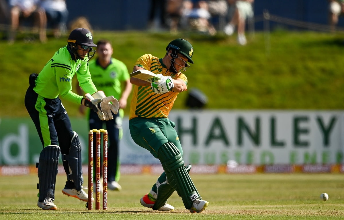 IRE vs SA - South Africa beat Ireland by 42 runs in 2nd T20I