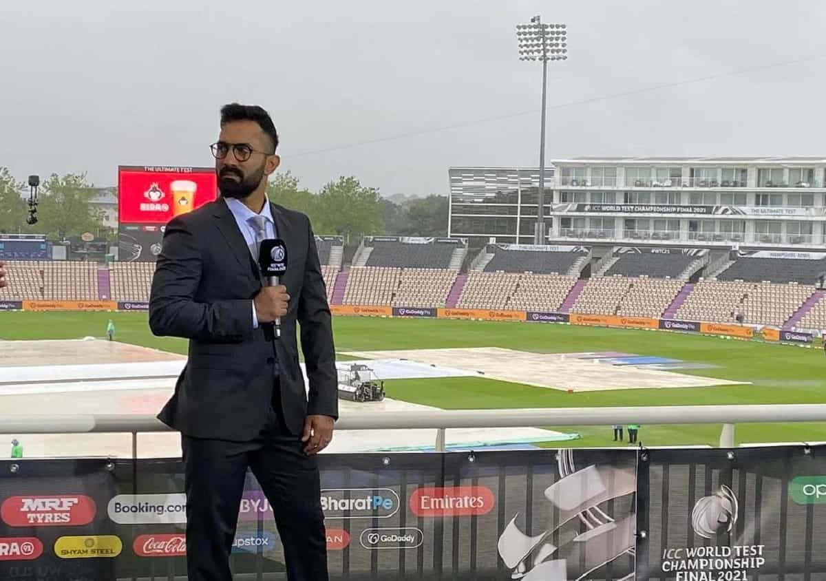 India Tour of England - 'Weatherman' in WTC final, Dinesh Karthik reveals abuse he received from Ind