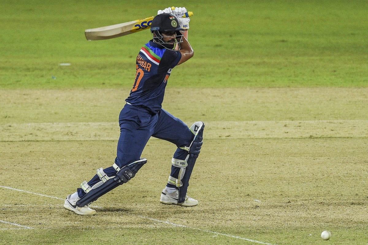 Cricket Image for SL vs IND: भारत ने लंका को 3 विकेट से हराया, दीपक चाहर बने जीत के हीरो
