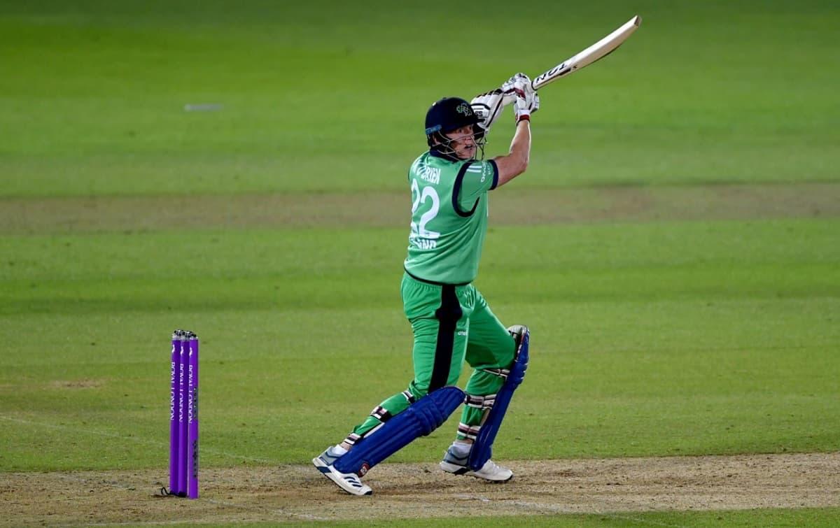 Cricket Image for केविन ओ'ब्रायन ने बनाया शर्मनाक वर्ल्ड रिकॉर्ड,T20I में सबसे ज्यादा बार 0 पर आउट ह