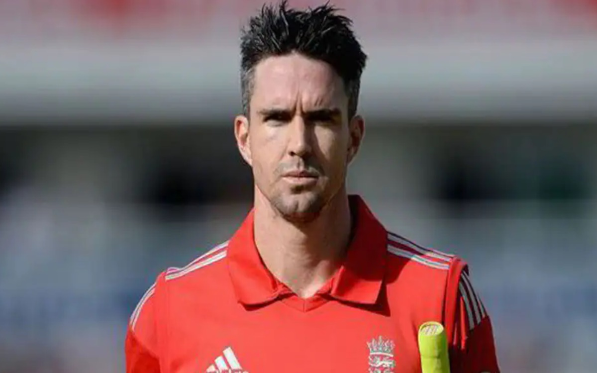 Cricket Image for Kevin Pietersen All Time Oneday Xi Team Two Indian Cricketers In His List