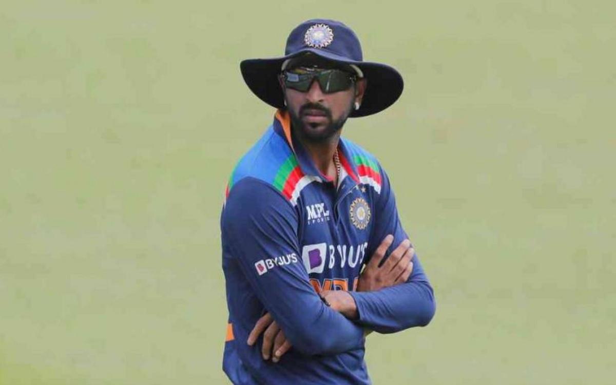 Cricket Image for Sri Lanka vs India 2nd T20I:  Krunal Pandya हुए कोविड पॉजिटिव, भारत-श्रीलंका का दू