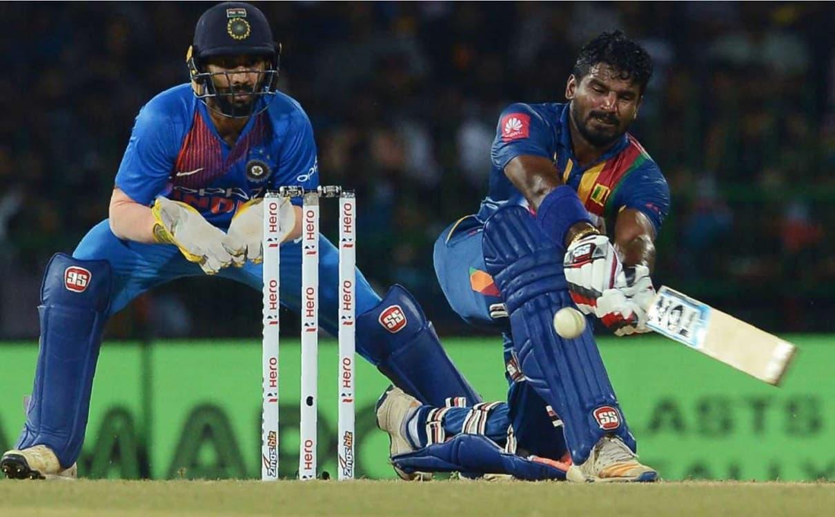 Cricket Image for श्रीलंका को तगड़ा झटका, भारत के खिलाफ वनडे, टी-20 सीरीज से बाहर हुए कुसल परेरा