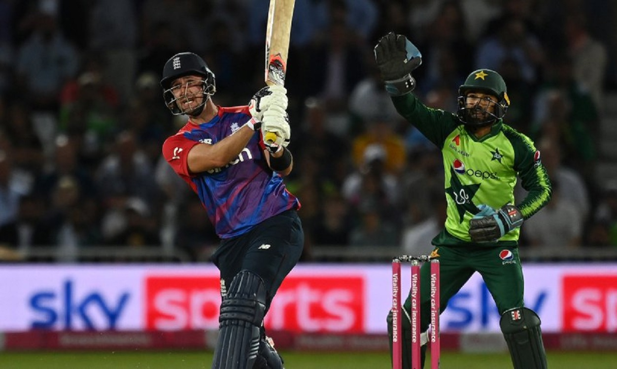 Cricket Image for Liam Livingstone blasted the fastest T20I century for England