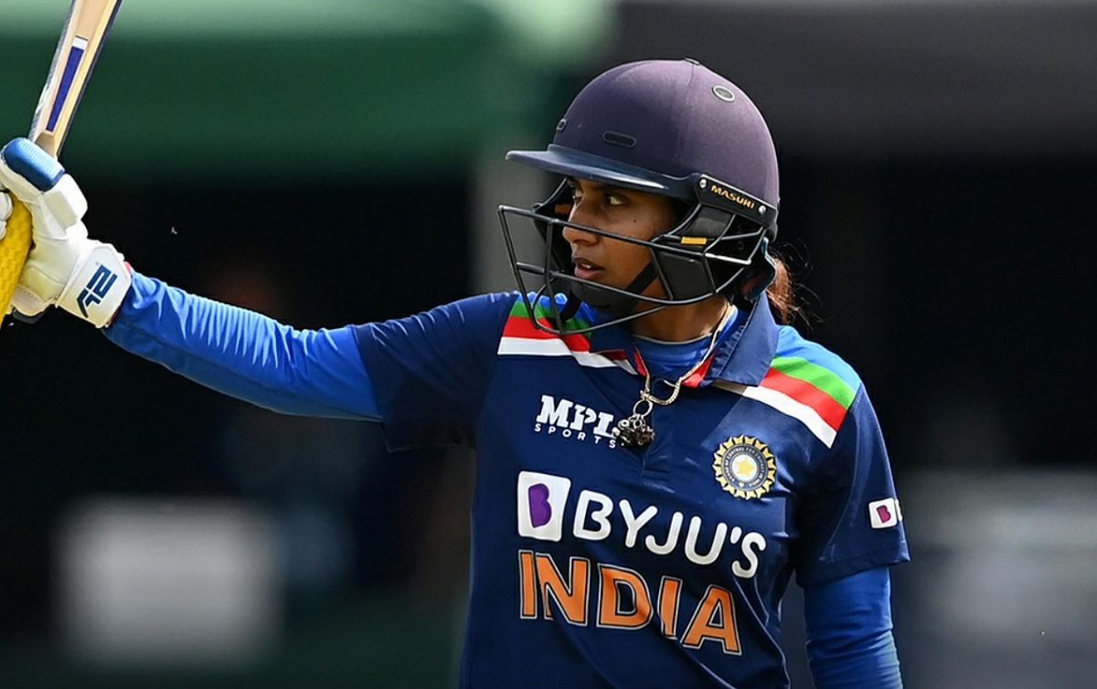 Cricket Image for मिताली राज बनीं रनमशीन, इंग्लैंड के खिलाफ विजयी अर्धशतक ठोककर बनाए 2 World Record