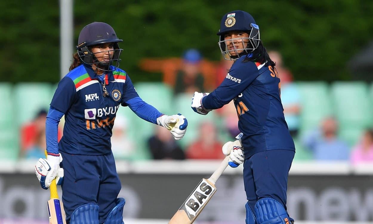 Cricket Image for  कप्तान मिताली राज ने कहा, स्नेह राणा का ऑलराउंडर के रूप में उभरना भारतीय टीम के ल