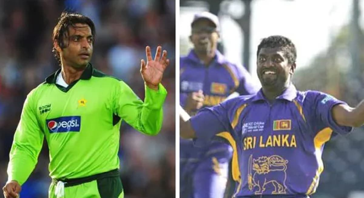 Muralitharan is the toughest batsman I have bowled to, Says Shoaib Akhtar