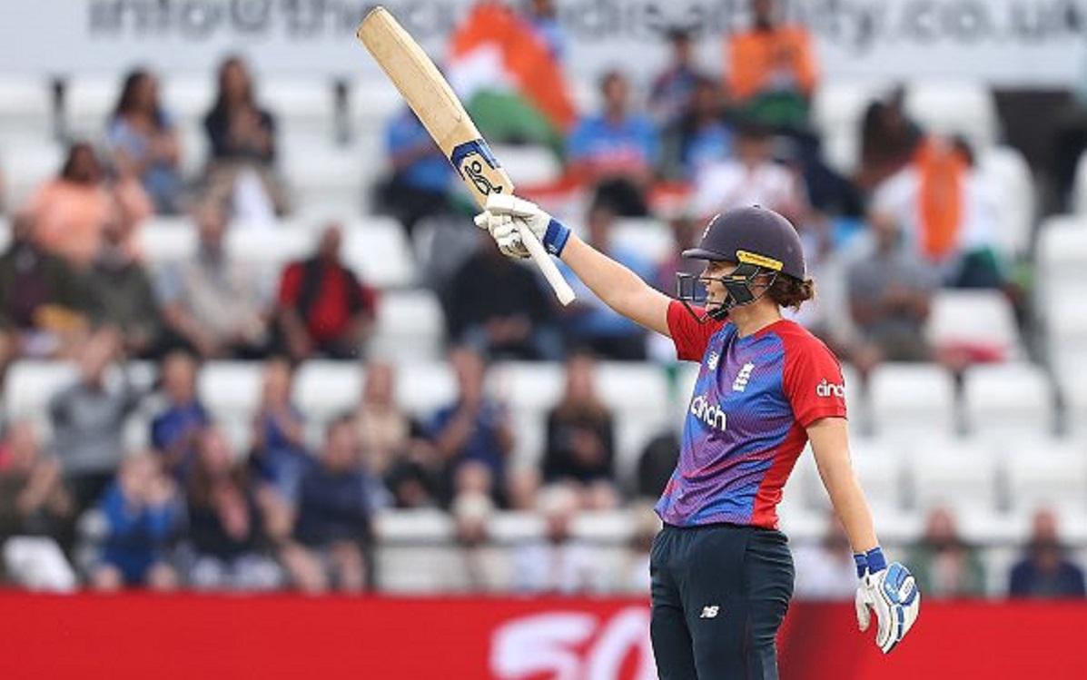 Cricket Image for 1st T20I: इंग्लैंड ने भारत को डकवर्थ लुइस नियम के तहत 18 रनों से हराया, स्काइवर ने