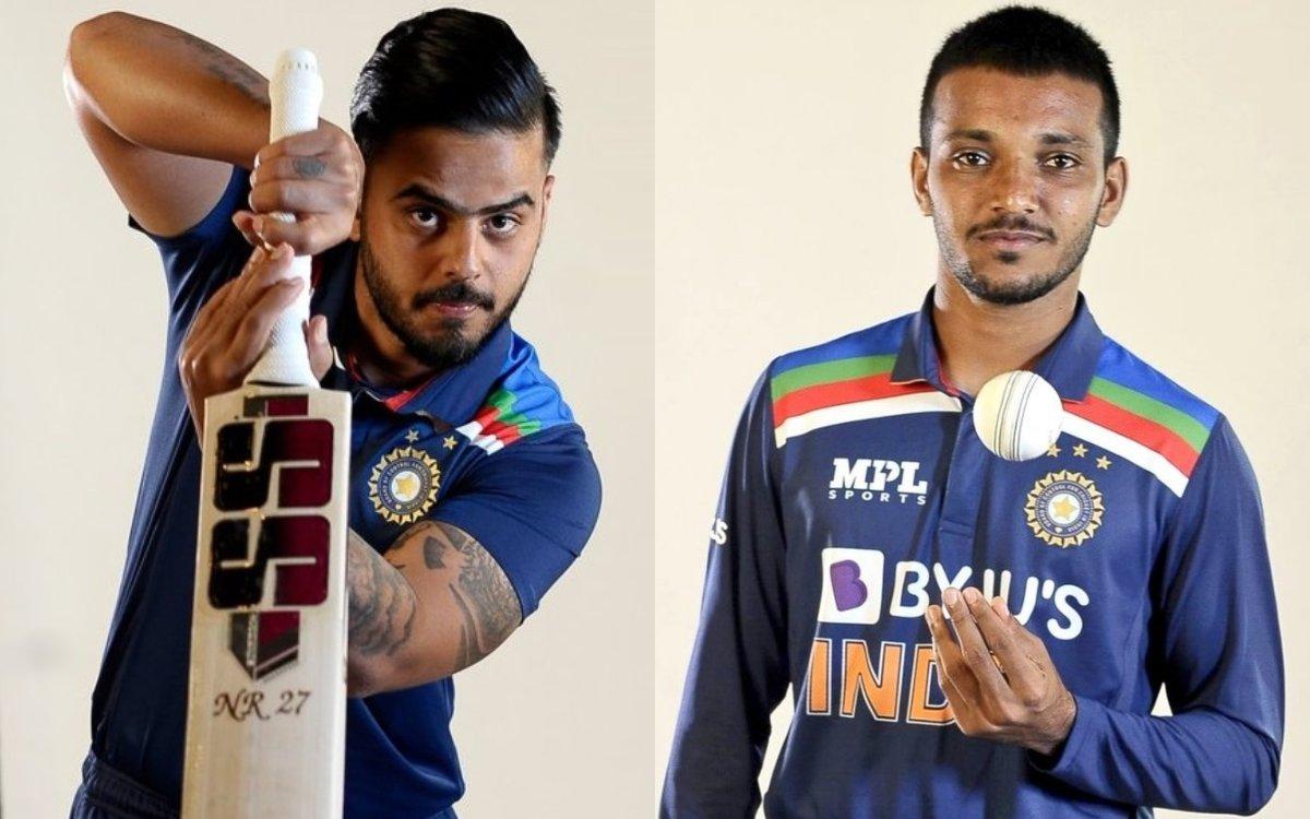 Cricket Image for  श्रीलंका दौरे पर राहुल द्रविड़ से ये दो चीज सिखना चाहते हैं नितीश राणा और चेतन सक