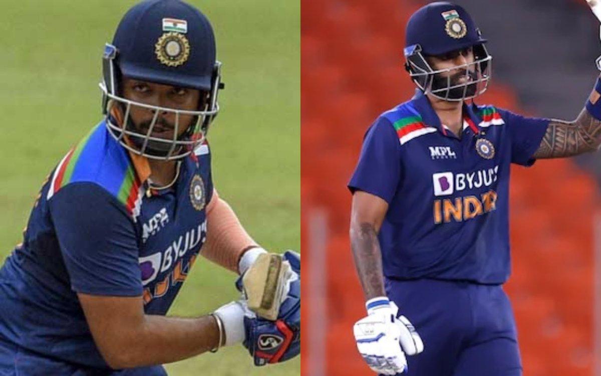 Cricket Image for पृथ्वी शॉ और सूर्यकुमार यादव टेस्ट सीरीज के लिए इंग्लैंड जाएंगे या नहीं, आई बड़ी अ