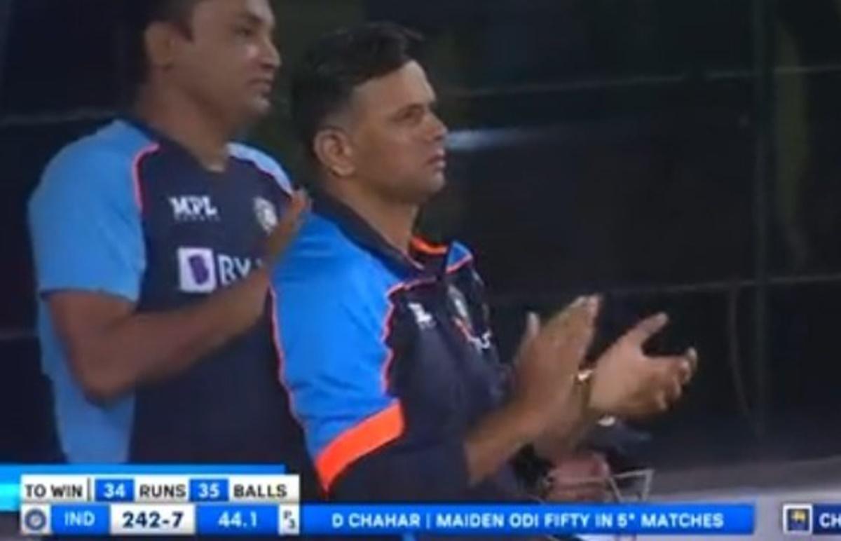 Cricket Image for Ramiz Raja Lauds Rahul Dravid For Fielding 5 Debutants