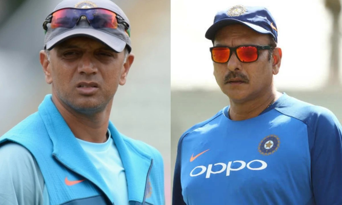 Cricket Image for Reetinder Sodhi Says Rahul Dravid In Line To Replace Ravi Shastri