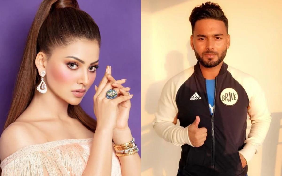 Cricket Image for Rishabh Pant Ex Girlfriend Urvashi Rautela Strange Demand