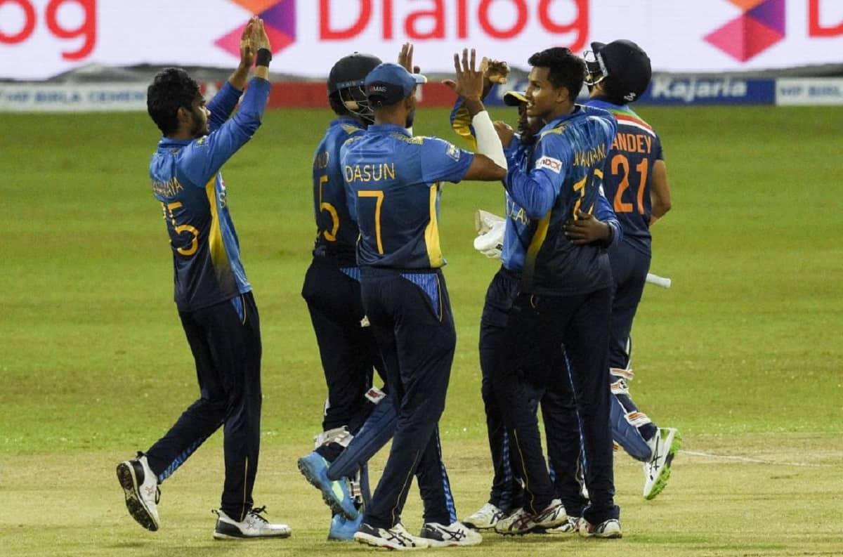 SL vs IND - India set a target of 225 runs against Sri Lanka in 3rd ODI