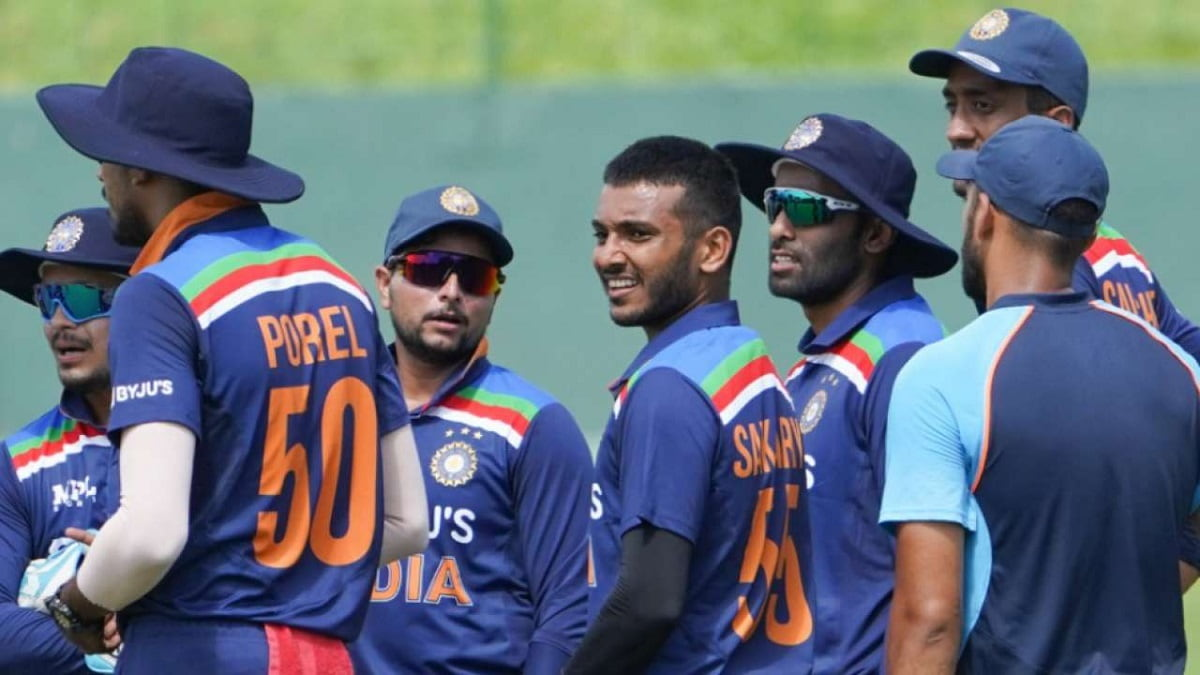 SL vs IND - Indian probable playing XI for 1st ODI Against Sri Lanka