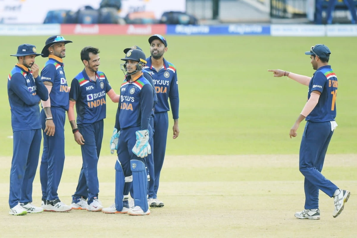SL vs IND - Indian probable playing XI for 1st T20I against Sri Lanka