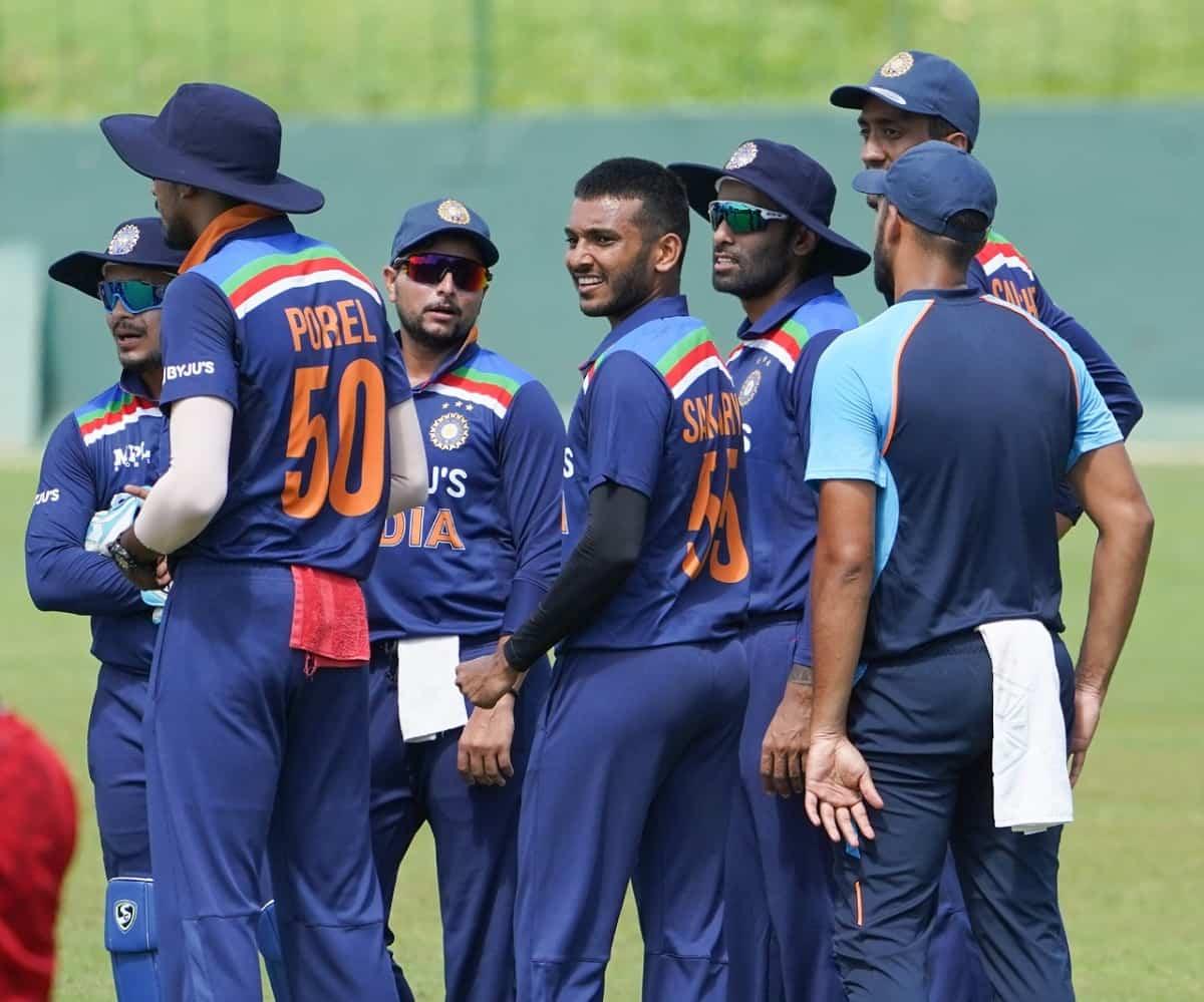 SL vs IND - Intra Sqaud match highlights