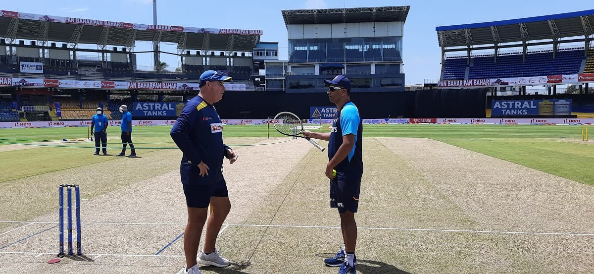 SL vs IND - SL win the toss and elect to bat first