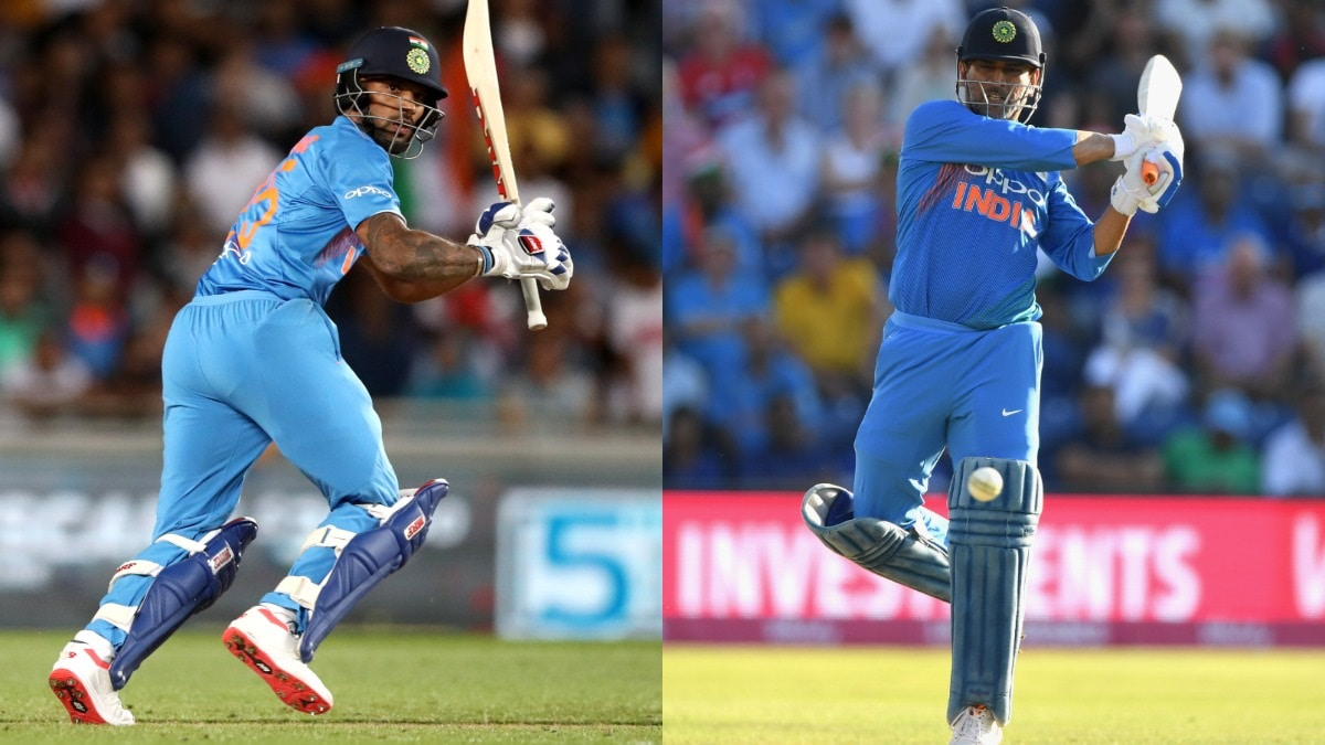 SL vs IND - Shikhar Dhawan becomes oldest Indian to captain in T20I