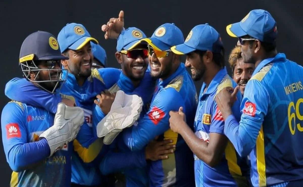 SL vs IND - Srilanka Announces squad for the ODI and T20 series against team India