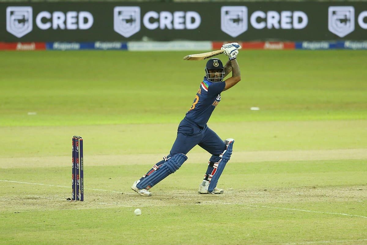 SL vs IND - India set a target of 165 runs against Sri Lanka in 1st T20i